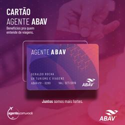 cartao Agente ABAV