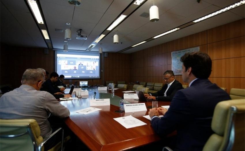 Ministérios do Turismo e da Economia se reúnem com representantes dos agentes de viagens