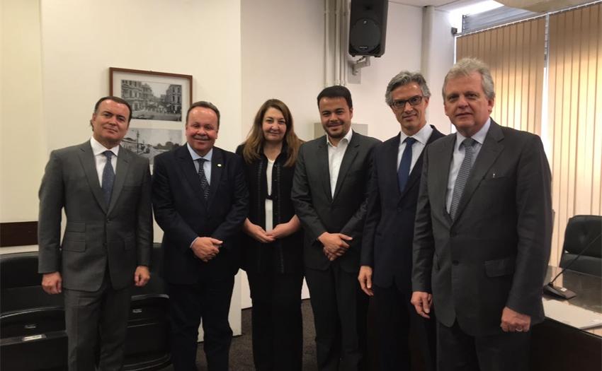 ABAV, Braztoa e Clia Brasil reúnem-se com integrantes do Legislativo de São Paulo