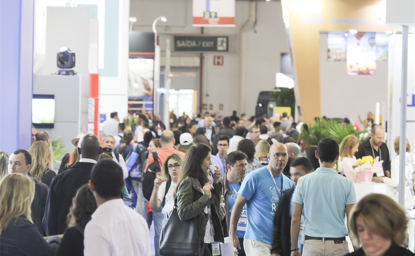 ABAV Expo & Encontro Comercial Braztoa fica em São Paulo e renova com Expo Center Norte para 2017