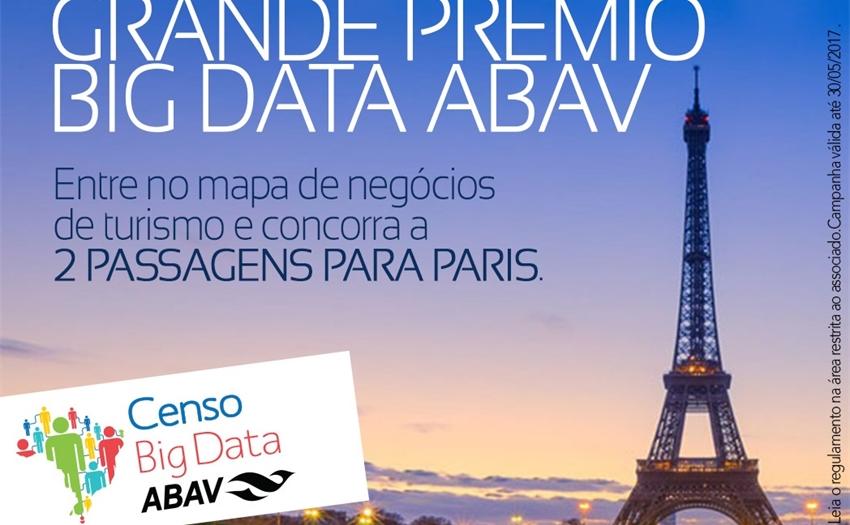 ABAV lança campanha de premiação para agências associadas que participarem do Censo